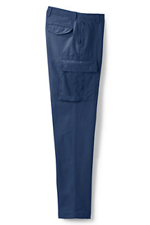 Men's Traditional Fit Cargo Chinos