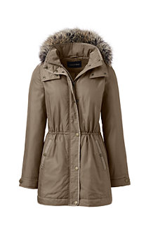 Women's Regular City Parka