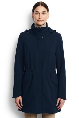 Women's Regular Softshell Parka