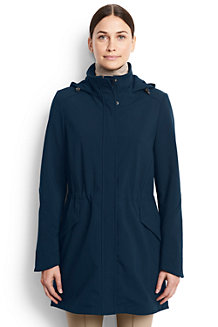 Women's Softshell Parka