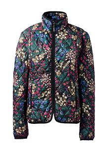 Women's Primaloft® Patterned Travel Jacket