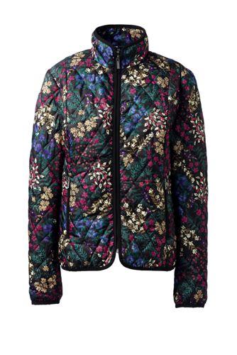 Women's Regular Primaloft® Patterned Travel Jacket