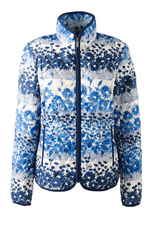 Women's Primaloft® Patterned Travel Jacket
