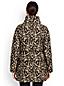 Le Manteau en Duvet Imprimé Animal, Femme Stature Standard