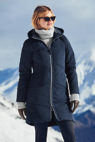 Lands End Wont Let You Down Womens Coat