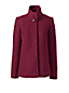 Women's Regular Textured Wool Blend Jacket