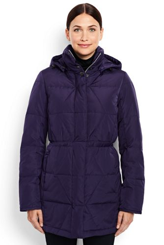 Women's Regular HyperDRY Casual Down Parka