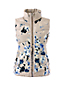Women's Regular HyperDRY Patterned Down Gilet