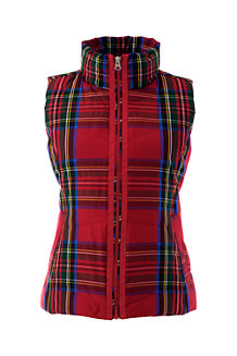 Women's HyperDRY Patterned Down Gilet