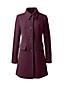 Klassischer Wollmix-Mantel in Plusgröße