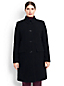 Women's Plus Wool Blend Car Coat