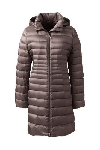 Women's Regular Lightweight Packable HyperDRY Down Coat