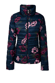 Women's Lightweight Packable Patterned HyperDRY Down Jacket