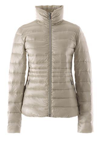Women's Regular Lightweight Packable HyperDRY Down Jacket