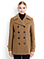Women's Regular Wool Blend Peacoat