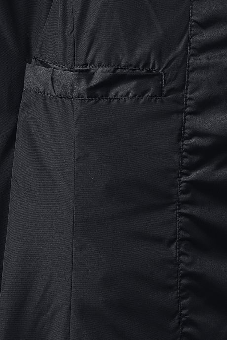 Women's Plus Size Petite Shimmer Long Down Coat