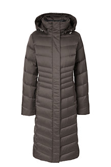 Women's HyperDRY Down Shimmer Long Coat