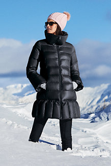 Women's Trapeze HyperDRY Down Coat