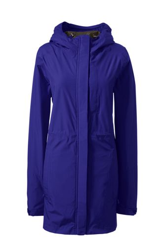 Women's Regular Waterproof Rain Parka
