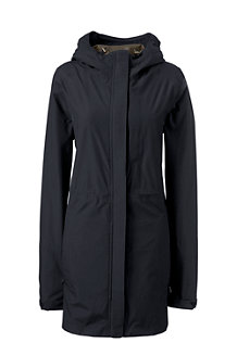 Women's Waterproof Rain Parka
