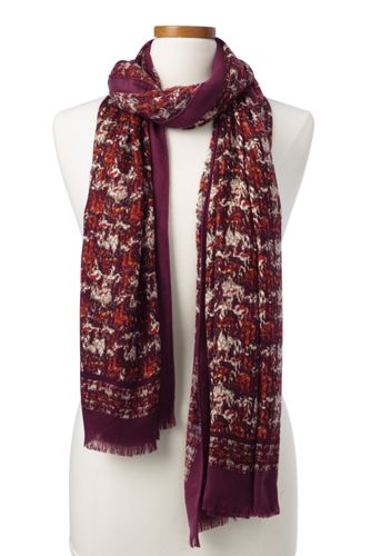 Women's Tweed Scarf