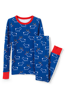 L'Ensemble Pyjama Gaufré à Motifs, Garçon