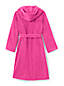 Girls' Plain Fleece Dressing Gown