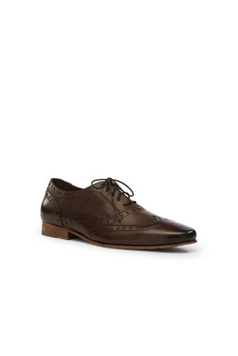 Les Mocassins Brogues Oxford Homme