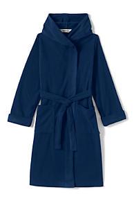 84363a739d Toddler Kids Hooded Fleece Robe