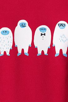L'Ensemble Pyjama en Polaire à Motifs, Garçon