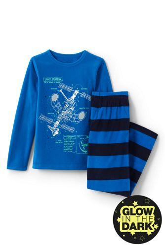 Boys' Fleece Pyjama Set