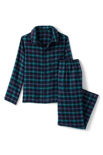 Boys' Flannel Pyjama Set