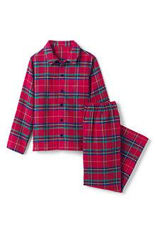 Flannel-Pyjamaset für Jungen