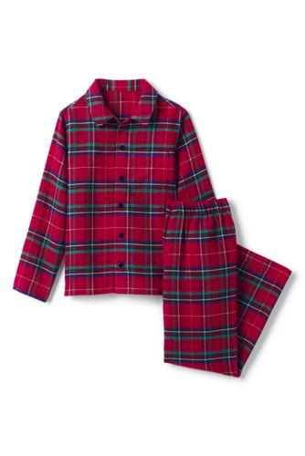L'Ensemble Pyjama en Flanelle à Motifs, Garçon