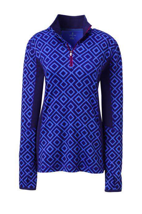 Women's Tall Active Half-zip Pullover