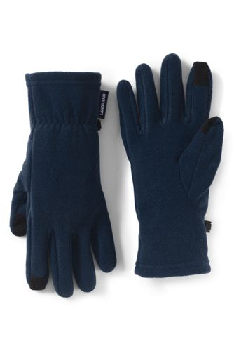 ThermaCheck 100 Easy Touch Fleece-Handschuhe für Herren