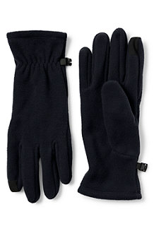 Men's Lightweight Fleece Touchscreen Gloves