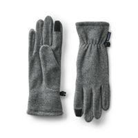 LandsEnd.com deals on Lands End Mens T100 Fleece EZ Touch Gloves