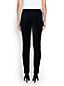 Women's Regular Mid Rise Velvet Perfect Fit Trousers