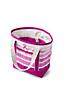 Pink Thread Mittelgroße Canvas-Tasche mit Print