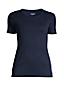 Le T-Shirt à Manches Courtes, Femme Stature Standard