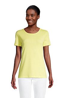 Le T-Shirt à Manches Courtes, Femme