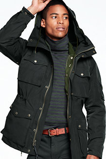 Men's 3-in-1 Combat Jacket