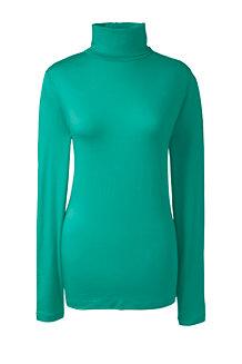 half off b9723 649df Damen Rollkragenpullover online kaufen | Lands' End