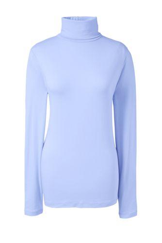 Shirt aus Baumwoll/Modalmix in Petite-Größe - Pink - 36-38 von Lands End Lands End Günstig Kauft Heißen Verkauf kjdL2