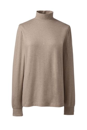 Women's Regular Long Sleeve Polo Neck