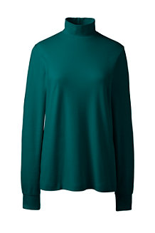 Women's Long Sleeve Polo Neck
