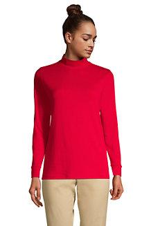 Stehkragen-Shirt