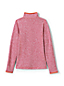 Little Girls' Sweater Fleece Half-zip Jumper