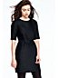 Women's 3-Quarter Sleeve Shift Dress